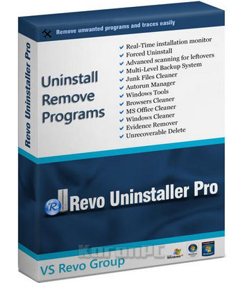 Revo Uninstaller Pro 3.2.1 + Portable [Latest]